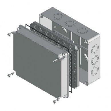 Dėžutė paskirstymo PH IP65 2
