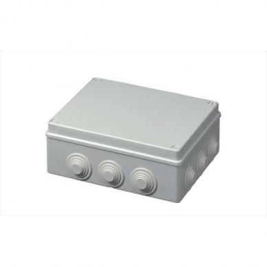 Dėžutė paskirstymo EC400C IP56 3