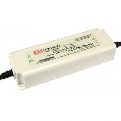 Maitinimo šaltinis LED LPV 230V/24DC IP67 6