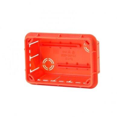 Dėžutė potinkinė su dangteliu Pp/t Lava Line 3