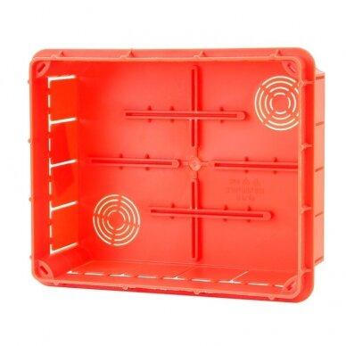 Dėžutė potinkinė su dangteliu Pp/t Lava Line 9