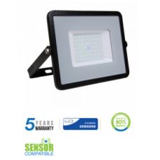 Prožektorius SLIM SAMSUNG LED juodas IP65