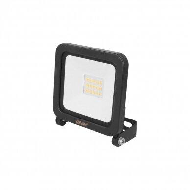 Prožektorius LED PHOTON juodas IP65