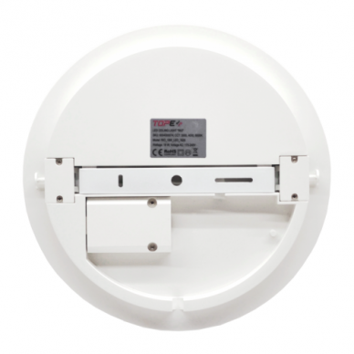 Šviestuvas LED RIOSENS su mikrobangų davikliu 3000K/4000K/6000K IP54 3